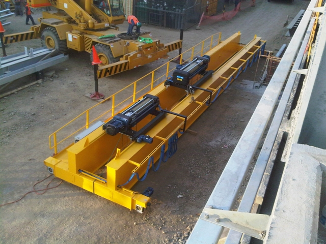 single girder crane, double girder eot cranes